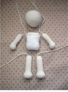 crochet doll-crochet doll patterns-easy crochet doll patterns-free crochet doll…