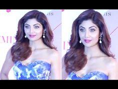 Shilpa Shetty looks WOW at Nykaa Femina Beauty Awards Shilpa Shetty, Awards 2017, Beauty Awards, Strapless Dress, Videos, Youtube, Dresses, Women, Fashion
