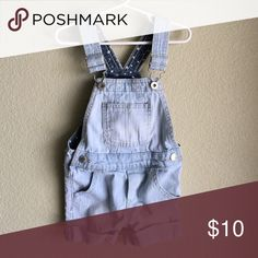 "2t overalls ""genuine kids"" by Oshkosh These are great. No rips, stains, or tears Oshkosh Other"