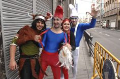 Resaca el Martes de Carnaval en la capital grancanaria