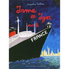 Jacqueline Duheme / Irma et Igor sur le FRANCE - 児童書、絵本 -【garitto】