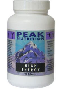 PEAK High Energy * Increases energy and alertness. * Relieves stress and improves oxygen levels. * Acts as an antidepressant. * Mobilizes blood sugar from the liver. High Energy, Energy Level, Conjugated Linoleic Acid, Energy Supplements, Irritable Bowel Syndrome, Deal Today, How To Increase Energy, Vitamins And Minerals, How To Relieve Stress
