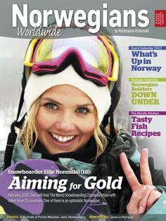 Norwegians Worldwide magazine