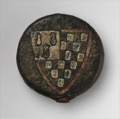 This is a sword pommel which belongs to Peter I. Pommels showed who the sword belong to as well as acted as a counter weight for the sword. This pommel represents the time when John and Henry III and Peter I had interacted with William Marshall. William was supposed to be Earl of Richmond but was denied but was a Regent instead under Henry III. I choose this because it shows how knights and noblemen were recognized. Charles Eneh (Met Museum).