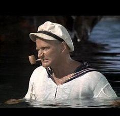 Popeye, Robin Williams