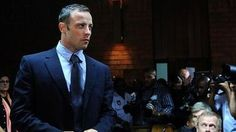 Oscar Pistorius was taken away from prison in hospital because of breast pains