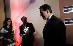 29 #prezpix #prezpixrs election 2012 Rick Santorum Bloomberg Eric Gay AP 3/10/12
