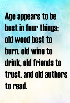 Quotes About Aging Interesting Looking For Old Age Quotes Here Are 10 Wise And Inspiring Quotes .