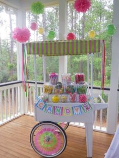 """Photo 1 of 10: Birthday """"Sweet Shoppe Party"""" 
