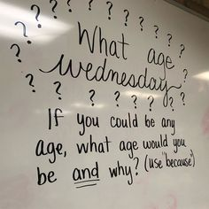 Have students write question and answer each morning for morning meeting School Classroom, Classroom Activities, Future Classroom, Icebreaker Activities, Daily Writing Prompts, Bell Work, Responsive Classroom, Journal Prompts, Work Journal