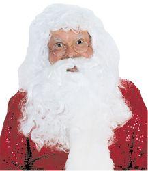 nice SANTA WIG AND BEARD ECONOMYSANTA WIG AND BEARD ECONOMY Check more at http://christmasshortstory.com/product/santa-wig-and-beard-economy/