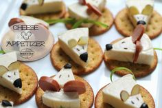A Jennuine Life: Cheese Mouse Birthday Party