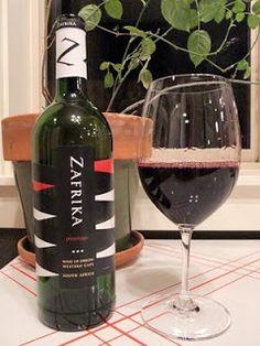 Trader Joe's Wine Compendium: 2008 Zafrika Pinotage - $4.99