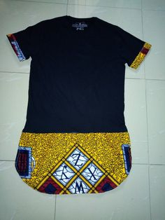 Baby African Clothes, African Dresses For Kids, African Wear Dresses, Latest African Fashion Dresses, African Print Fashion, African Attire, African Shirts For Men, African Blouses, African Clothing For Men