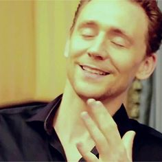 My pretty Tom Hiddleston!