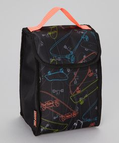 Take a look at this Skateboard Roll-Down Lunch Bag by Trailmaker on #zulily today!  http://www.zulily.com/invite/Zulily20Store