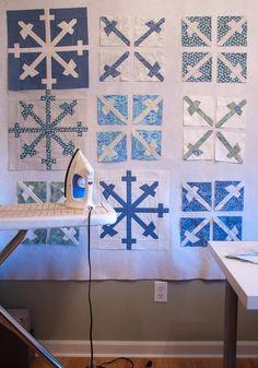 3 of 9 Snowflakes