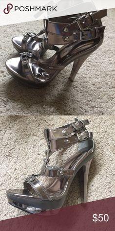 Sexy high heels never worn Sz 6 stickers still on Never worn sexy high heel shoes Sz 6 Shoes Heels