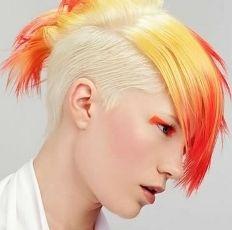 white-yellow-orange-hair