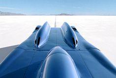 "Bonneville Salt Flats :: Mickey Thompson's ""Challenger I"""