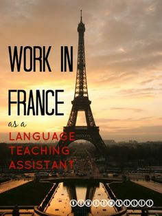 Want to work and live in France? Become a language teaching assistant — no experience or certificates necessary! Find out how: http://www.nomadwallet.com/work-travel-teaching-assistant-program-in-france/