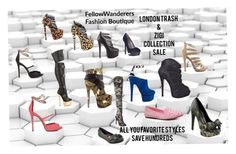 """""""London Trash and Zigi Collection"""" by fellowwanderers ❤ liked on Polyvore featuring women's clothing, women's fashion, women, female, woman, misses and juniors"""