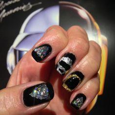 Daft punk nails