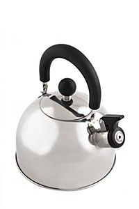 """2 Liter dome shape stainless steel stove top kettle with handy flip top whistle.<BR><BR><b class=""""descTitle"""">Dimensions:</b><BR>H Mr Price Home, Stainless Steel Stove, Home Decor Online, Kettle, Home Furniture, Kitchen Appliances, Design, Bachelorette Ideas, Shape"""