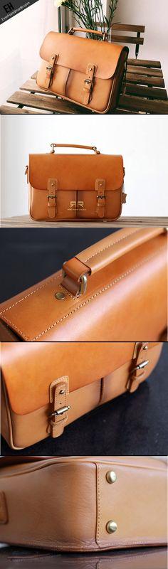 Handmade Leather bag for women leather shoulder bag satchel bag