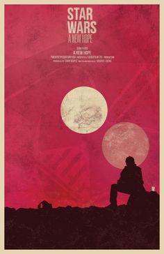 star wars movie poster - Cerca con Google