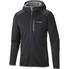 Columbia Men's Helter Shelter Fleece Hooded Jacket