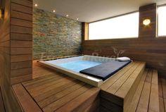 Lagaya Spa Wellness Spa Interior Design, Relax, Wellness Spa, Ping Pong Table, Outdoor Furniture, Outdoor Decor, Sun Lounger, Bathtub, Home Decor
