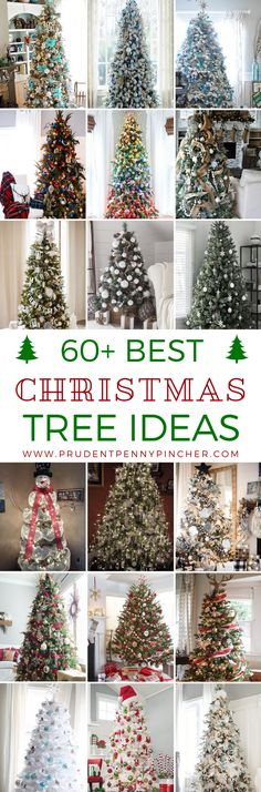 60 Best Christmas Tree Ideas