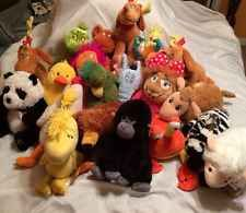 Kohls Cares Lot of 21 Plush Dr. Seuss Characters and Many More