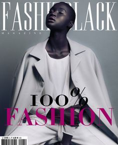 Exactly one year ago (August 28th 2011), 300 people helped us through Kickstarter to  transition from online to international printed magazine. Let's celebrate this today with our brand new September issue cover, featuring sudanese model Ataui Deng. +200 PAGES full of Fashion, Beauty and Culture.  You'll be able to grab your copy in 3 weeks! More info on our stockists:http://www.fashizblack.com/en/ & pre-order : http://www.fashizblack.com/en/pre-order/