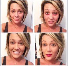 Hide those dark bags under your eyes with Younique's ...