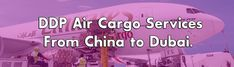 DDP Air Cargo services from China to Dubai is one of the most popular services of our company,but there are some important information that you should know. Cargo Services, Best Safes, Kunming, Chengdu, International Airport, Shanghai, Dubai, China, Porcelain