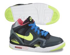 best sneakers 20f4c 2d31b Big year for Agassi models in with the Nike Air Tech Challenge II HOT LAVA  returning to shelves along with several others. Three colorways are prev.