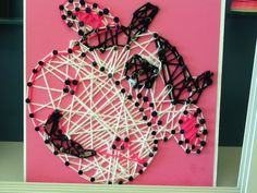 'Cow' String Art HS-MD