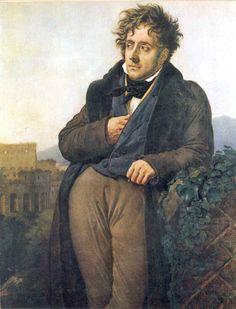François-René Chateaubriand - auteur d'Atala, publié en 1801.