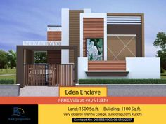 2bhk House Plan, 3d House Plans, New Model House, Home Developers, Duplex House Design, House Viewing, House Elevation, Dormitory, Model Homes