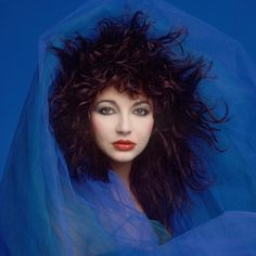 The singer Kate Bush, photographed in 1980, the year her third album, Never for Ever, was released. | Photograph: Clive Arrowsmith/Camera Press