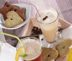 Recept Řecká ledová káva Frappé od Vorwerk vývoj receptů - Recept z kategorie Nápoje Kitchen Machine, Frappe, Pudding, Desserts, Food, Thermomix, Tailgate Desserts, Deserts, Custard Pudding