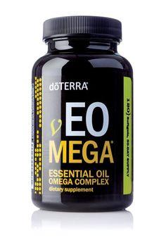 vEO Mega Essential Oil Omega Complex