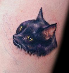 Pet Portrait Tattoo Placement