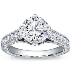 Lovely! and so is the price... $1350 I want it in yellow gold...