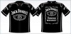 chemise Jack Daniels noir généric