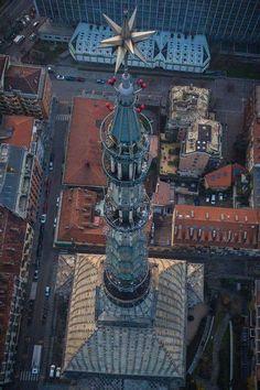 Buon giorno Torino!  (Foto di Manuele Morabito)
