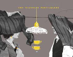 """After seeing """"Una giornata particolare"""" by Ettore Scola"""