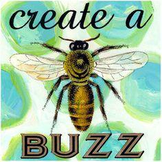 Drooz Studio Canvas Wall Art... Create a Buzz